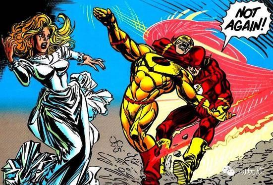 超級英雄冷知識第21期——逆閃電 - 每日頭條