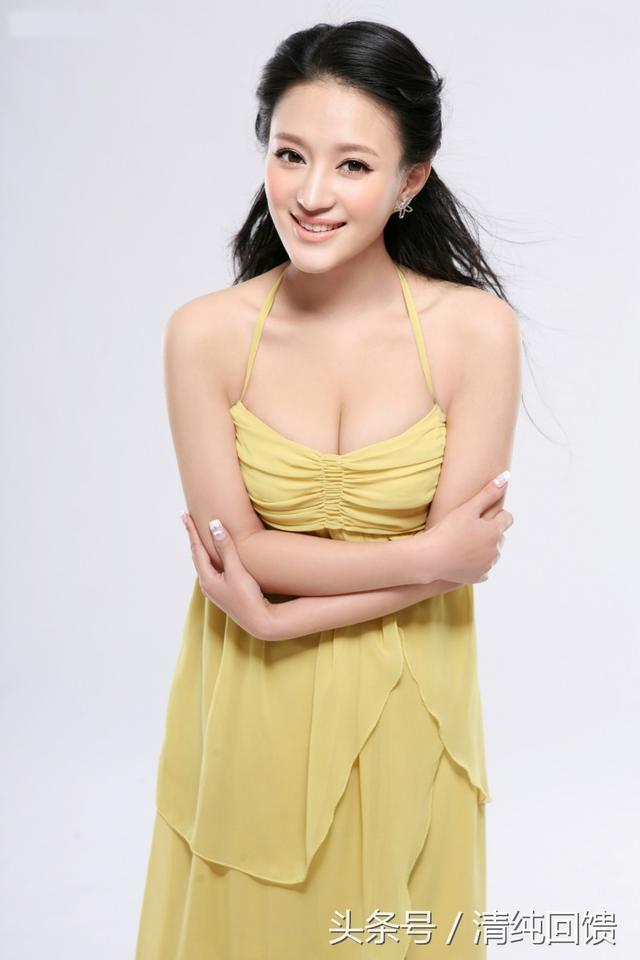 性感甜美女星 劉凱菲寫真 - 每日頭條