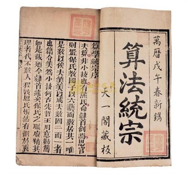 中國古代數學史10-明清數學1 - 每日頭條