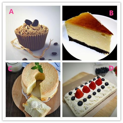 心理測試:選一塊精美的蛋糕。看你的愛情會有多甜美? - 每日頭條