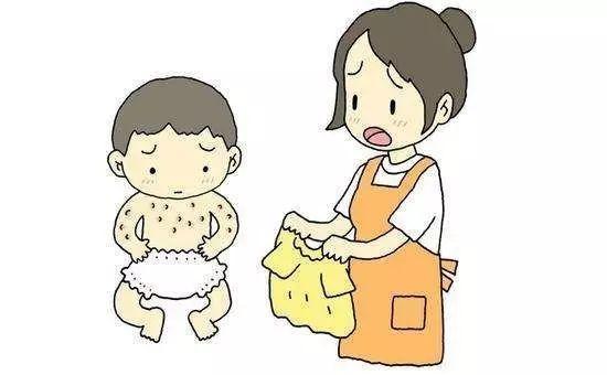 寶寶濕疹應該如何正確處理? - 每日頭條