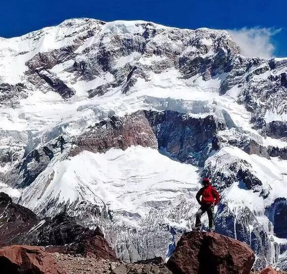 南美巨人——阿空加瓜攀登紀實 - 每日頭條