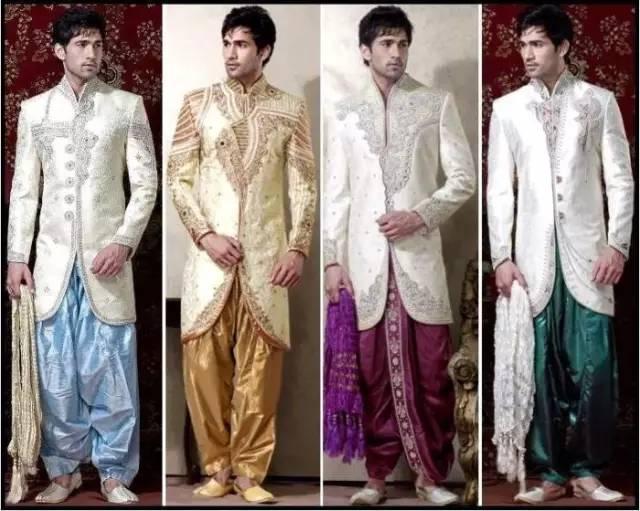 具有超高辨識度的傳統印度服飾,你能辨別嗎? - 每日頭條