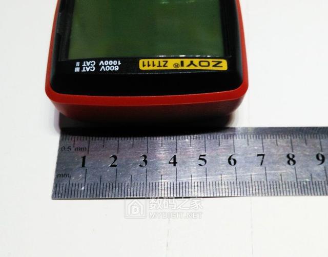 不黑不吹!眾儀 ZT111 多功能袖珍數字萬用表拆解簡評 - 每日頭條