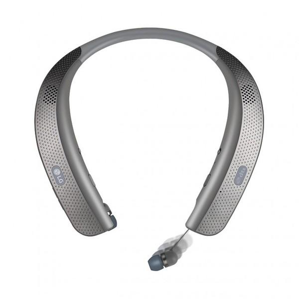 LG Tone Studio頸戴無線耳機即將上市 - 每日頭條