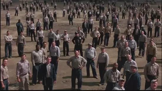 經典電影:《肖申克的救贖》不是忙著活,就是忙著死 - 每日頭條