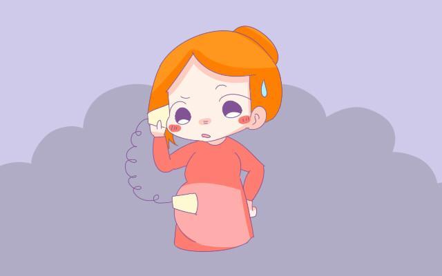 肚中的胎兒打嗝時。孕媽會有這麼神奇的感覺。你也是嗎? - 每日頭條