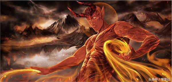 中國第一代火神。上古十大神話。號稱西皇的領軍人物 - 每日頭條