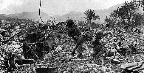 日軍自殺衝鋒前刻,還對島上的女學生做出這種事 - 每日頭條