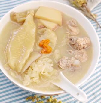 湯篇:花膠螺片美肌湯-年輕人愛喝的湯 - 每日頭條