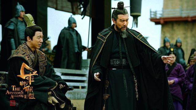 《軍師聯盟》展開智斗博弈,原來於和偉飾演的曹操才是真正的幕後操盤者 - 每日頭條