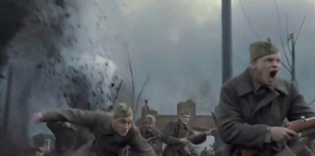 《兵臨城下》督戰隊戰前處決是不是扯了點呢! - 每日頭條