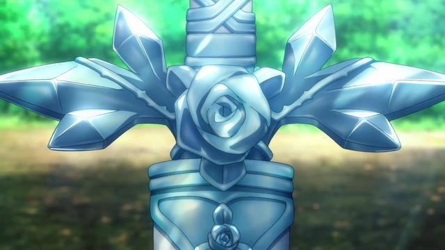 《刀劍神域 Alicization》:鎮番神器——「藍薔薇之劍」出現! - 每日頭條