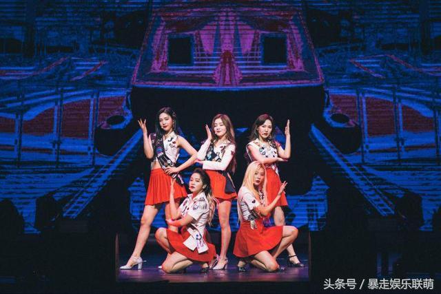 Red Velvet演唱會出意外!Joy受傷中斷演出,當場落淚向粉絲道歉 - 每日頭條