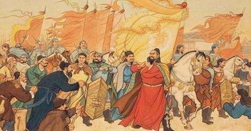 唐朝軍閥秦宗權是那個時代甚至整個中國歷史上都極為罕見的食人魔 - 每日頭條