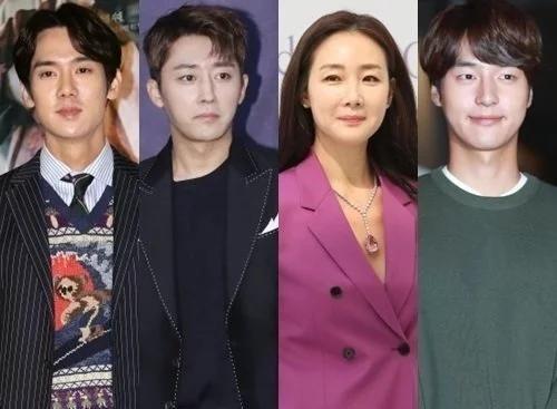 柳演錫孫浩俊出演tvN新綜藝《咖啡朋友》1月開播 - 每日頭條