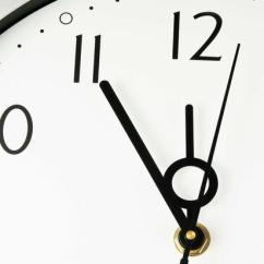 Blue Kitchen Wall Clocks Cabinet Styles 家中3处不能挂钟 你清楚吗 挂对了 红火过猪年 早知就好了 每日头条 在厨房属木的北方的挂钟 我们可以选择蓝色 黑色为主 形状为圆形的挂钟