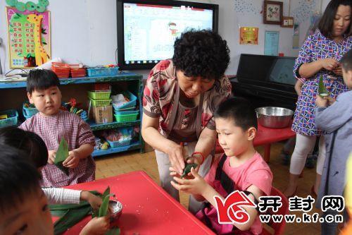 粽葉飄香 情系端午--民族幼兒園端午節主題活動 - 每日頭條