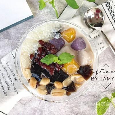 仙草芋圓的做法 - 每日頭條