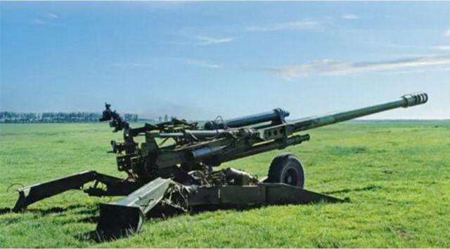 中國的「飛行大炮」——AH4型超輕炮 - 每日頭條