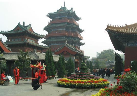 中國影響力最深的六大古都 北京只排第三 第一當之無愧 - 每日頭條