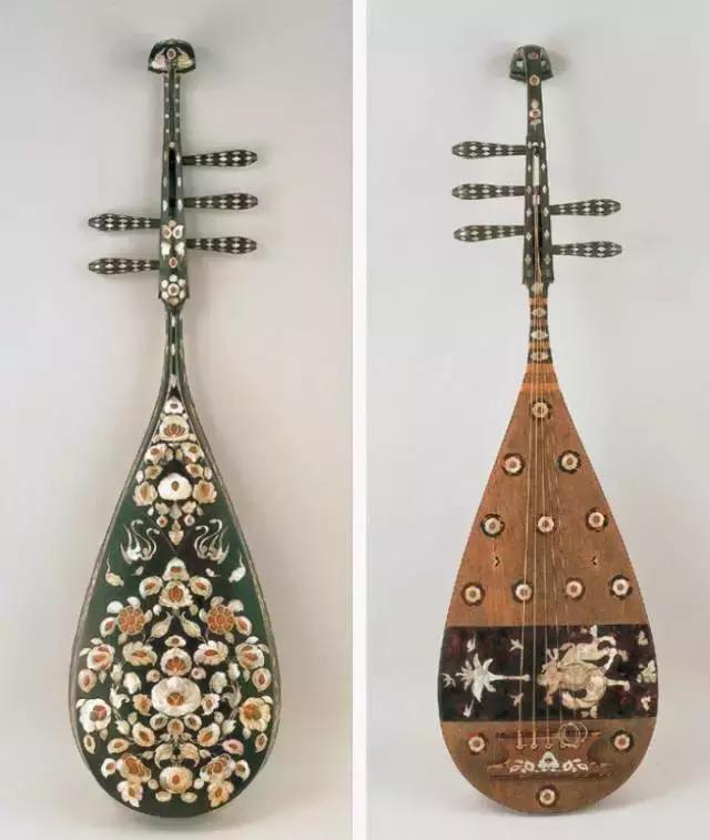 楊貴妃的御用琵琶有多美?——日本正倉院 - 每日頭條
