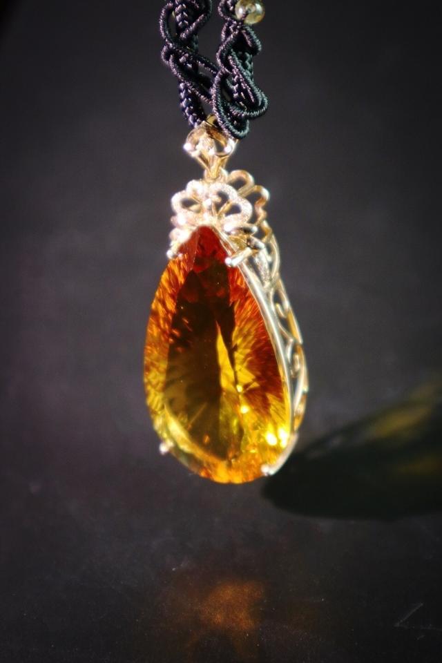 黃水晶的六大功效與作用。黃水晶寓意是什麼 - 每日頭條