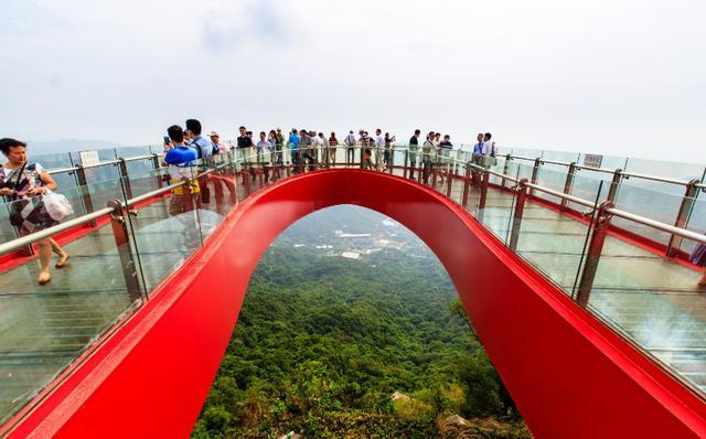 廣東深圳最著名的十大旅遊景點。你去過幾個? - 每日頭條