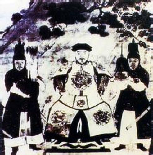 永曆皇帝被吳三桂絞死前說了什麼?如何評價永曆皇帝? - 每日頭條