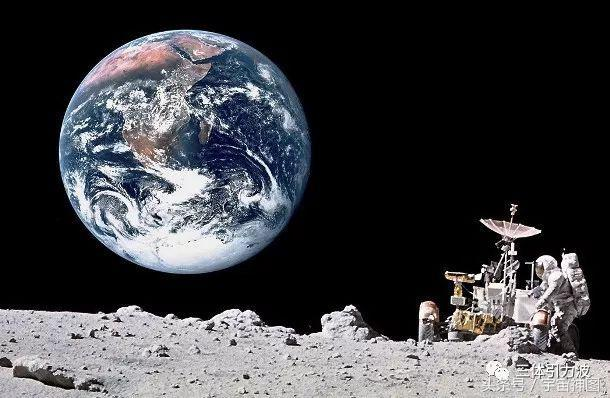 為什麼說「月球看長城」「太空看長城」都是不可能的? - 每日頭條