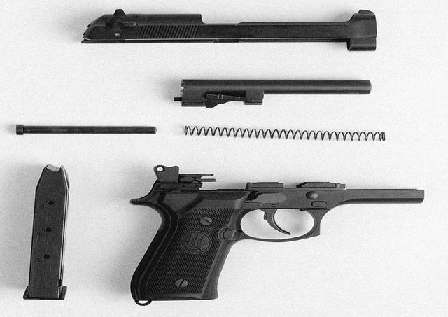 該手槍槍充滿威懾力,多款遊戲內出現,唯一缺點是比格洛克貴! - 每日頭條