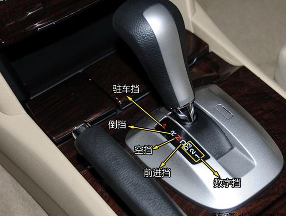 自動擋的車怎麼開:詳細圖解如何開自動擋車 - 每日頭條