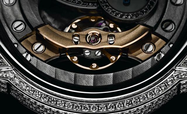戴入」現代非凡女性美學:愛彼千禧系列女裝腕錶 - 每日頭條