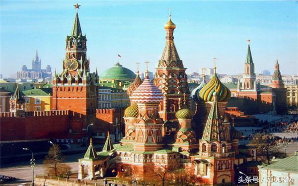 你知不知道的俄羅斯-克里姆林宮! - 每日頭條