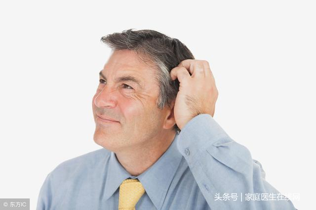 為什麼有些人的頭髮兩鬢會先白?這一大原因不可忽視 - 每日頭條