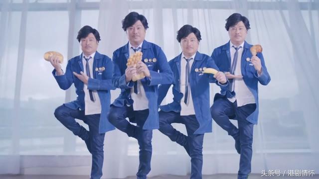 TVB偵探劇《為食神探》。馬國明攜翠如香香。讓你爆笑爽翻天 - 每日頭條
