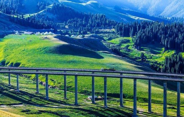 為什麼新疆要以天山山脈劃分為南疆和北疆?看完長見識了! - 每日頭條