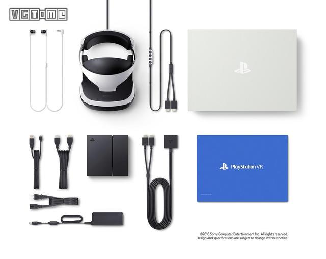 關於PlayStation VR你需要知道的一切 - 每日頭條