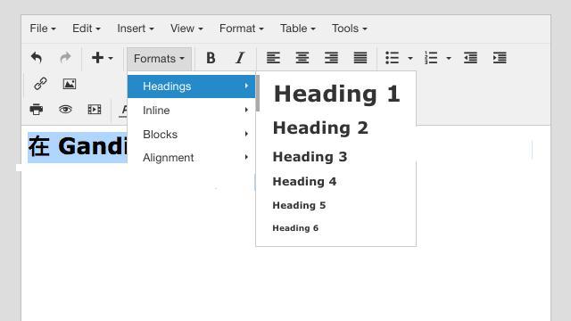 在線HTML編輯器快速轉將內容為HTML原始碼網頁設著計利器 - 每日頭條