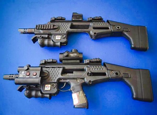 這種套件讓我國手槍秒變卡賓槍。射擊精度和穩定性大幅提高 - 每日頭條