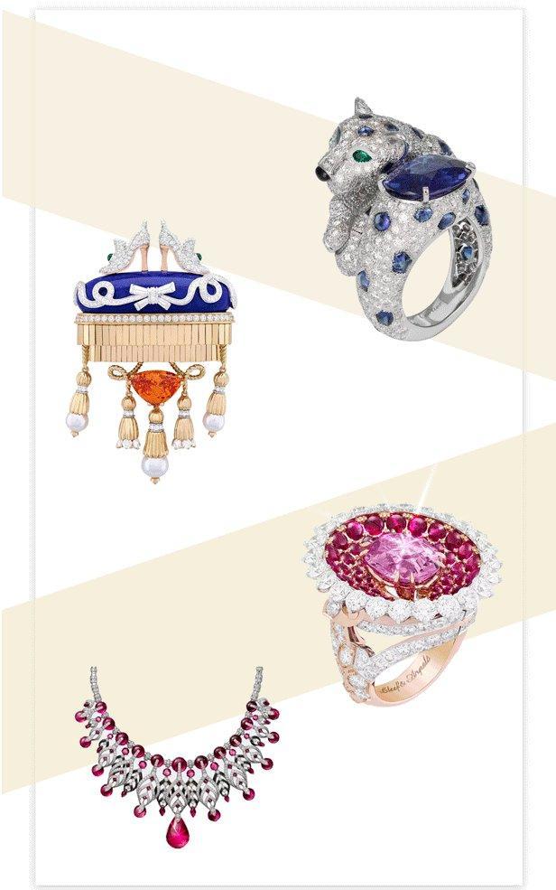 從鑽石到水晶,從珍珠到貝母,女人最愛的珠寶究竟是什麼? - 每日頭條
