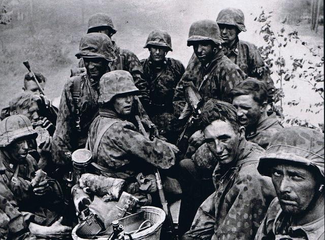 二戰德國骷髏師 - 每日頭條