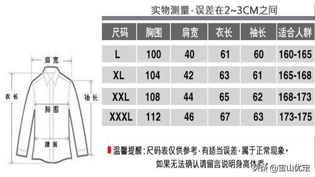 網購小妙招:如何簡單測量自身的衣服尺碼! - 每日頭條