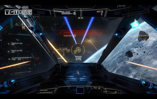 《星際公民》開啟免費試玩周 可體驗5艘飛船 入門包全線打折 - 每日頭條
