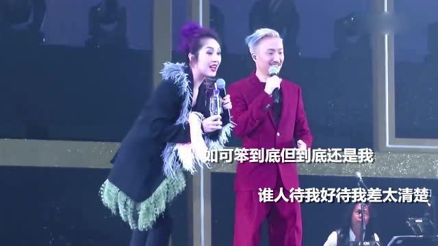 第二位獲得樂壇與影壇標誌大獎女藝人。林夕黃偉文都搶著給她寫歌 - 每日頭條