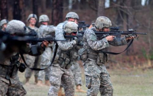 美軍四大傳奇部隊,他們的傳奇故事你知道嗎 - 每日頭條