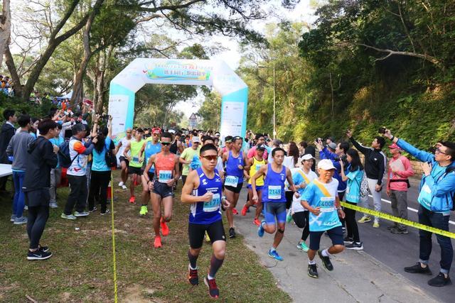 翠林投資集團攜全產業助力「跑出和平」2018香港公益馬拉松 - 每日頭條