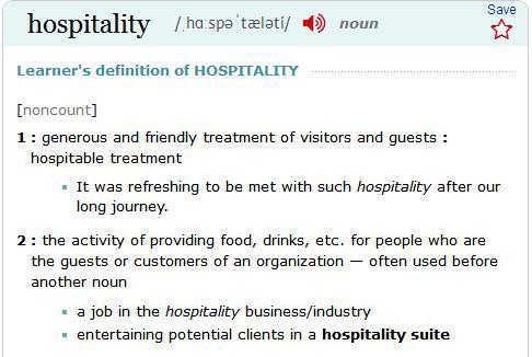 咱別再叫酒店管理了,Hospitality和Hotel區別在哪 - 每日頭條