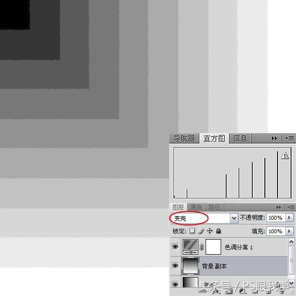 帶你5步解讀Photoshop圖層的混合模式是怎樣的工作原理 - 每日頭條