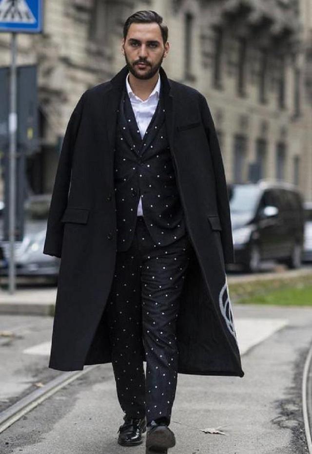 男生大衣大賞,大衣的剪裁簡約不說,你的冬天就能帥出渣了! | 尋夢新聞